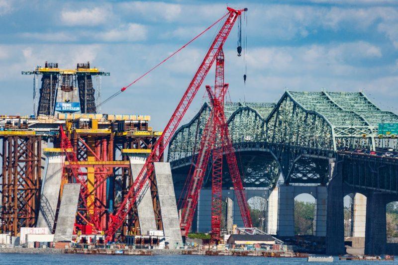 La grève des ingénieurs du gouvernement perturbe certains grands chantiers