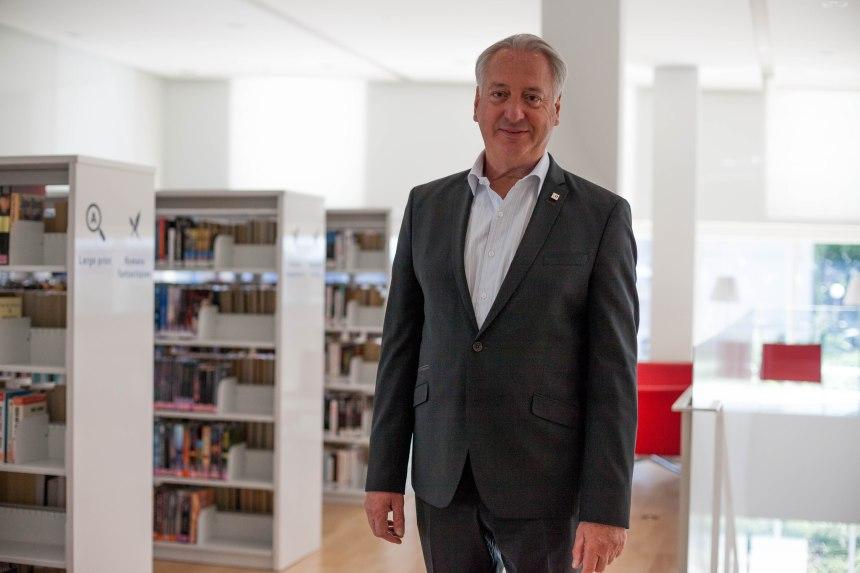 EXCLUSIF] Claude Dauphin sollicite un cinquième mandat