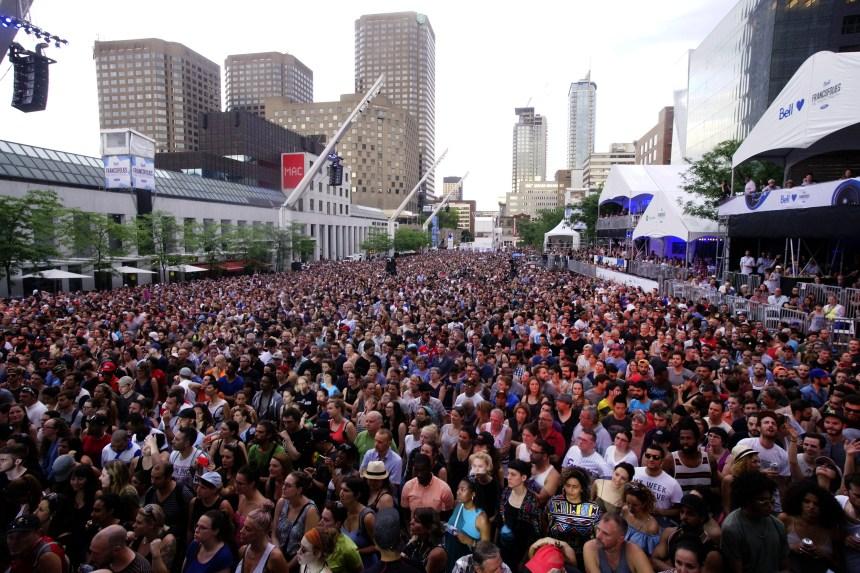Montréal, ville des festivals!
