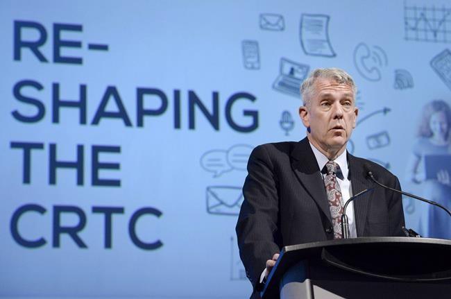 CRTC: Blais ne briguera pas un autre mandat