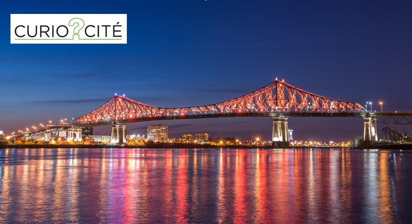 [CurioCité] D'où contrôle-t-on les lumières qui illuminent le pont Jacques-Cartier?