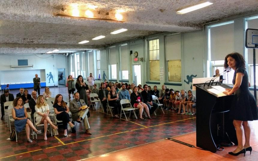 L'école Saint-Jean-de-Matha aura enfin son gymnase