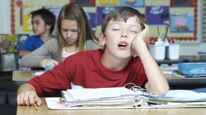 Un traitement en ligne pour les enfants insomniaques