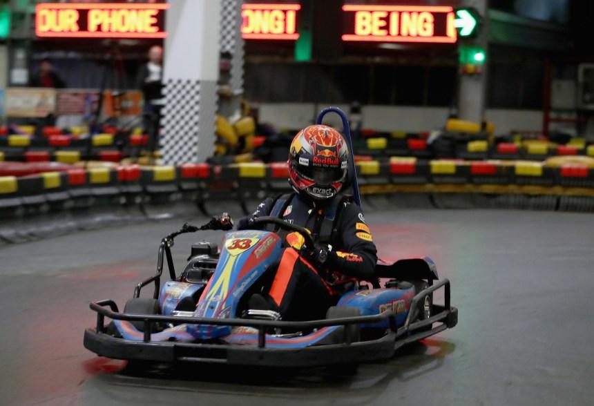 Le karting, là où le rêve de la F1 commence