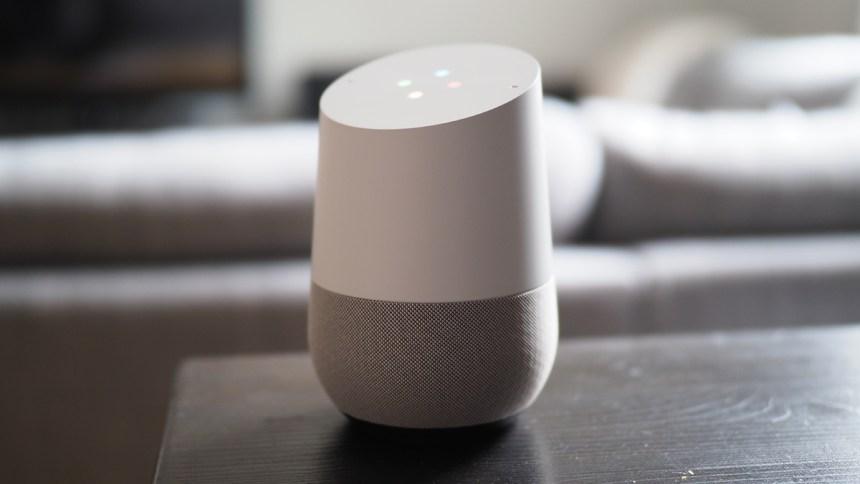 Mes premières impressions de Google Home