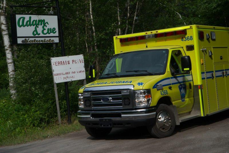 Drummondville: Les trois personnes trouvées mortes dans un camping naturiste identifiées