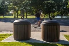Montréal veut élargir l'accès aux bacs de recyclage dans les lieux publics
