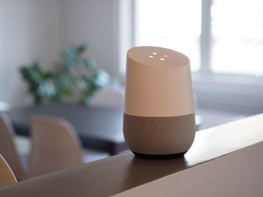 Essai de Google Home: un haut-parleur intelligent plein de potentiel
