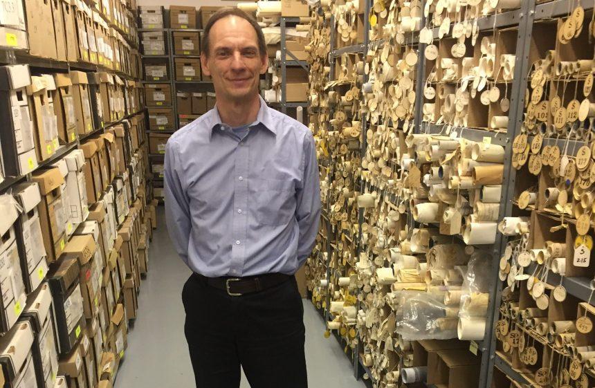 Un archiviste d'Outremont en mission en Haïti