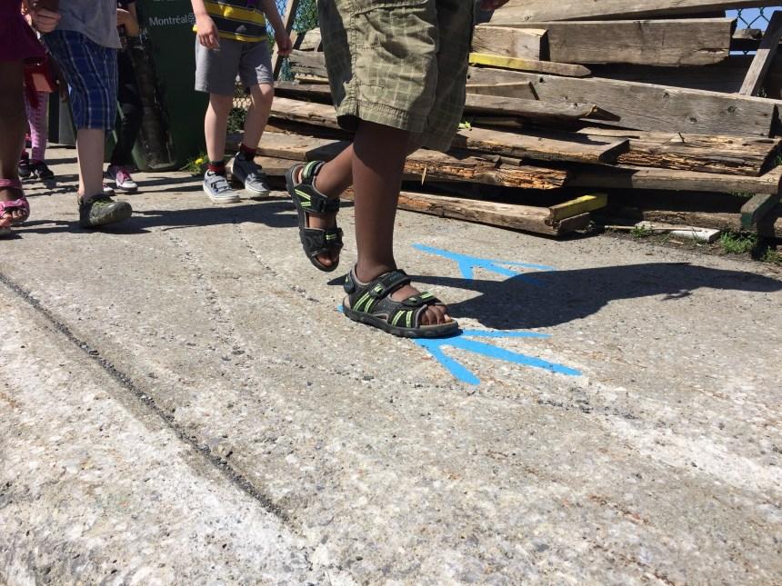 Un projet pour retrouver l'envie de marcher vers l'école