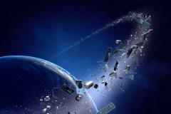 L'invisible danger des débris de l'espace
