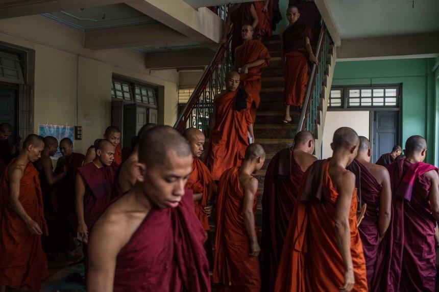 Nationalisme bouddhiste au Myanmar