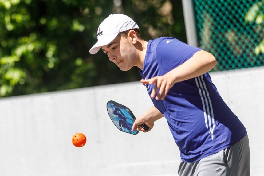 Un jeune de Saint-Laurent champion provincial de pickleball