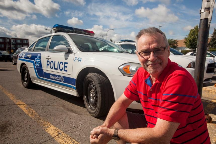 Retraite méritée pour l'agent Fauchier de Saint-Laurent