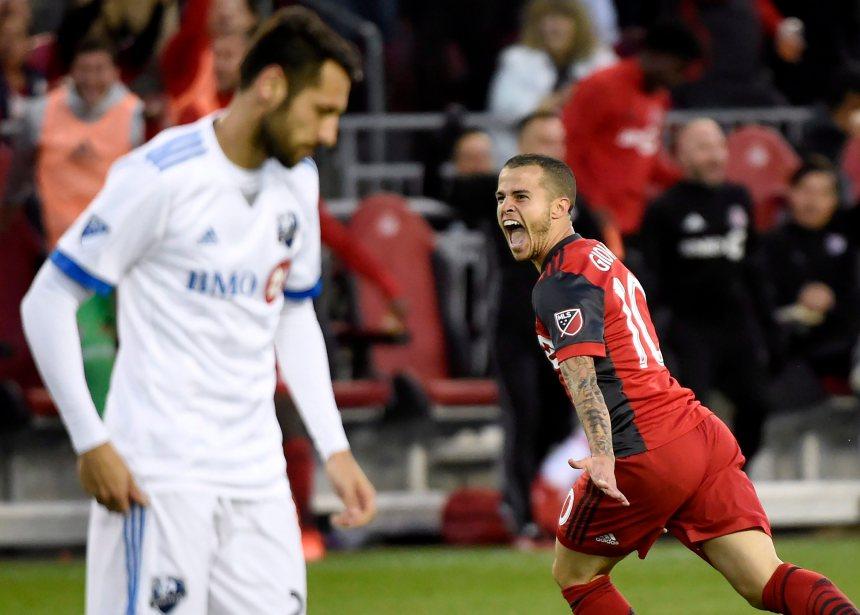 Toronto FC 2 – Impact 1: Montréal l'échappe dans les derniers instants