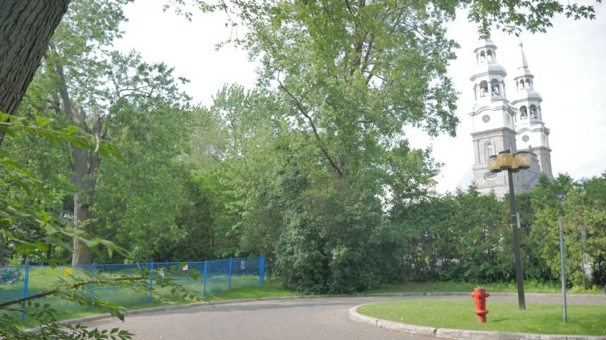 Un parc historique sur le terrain de Fort-Lorette