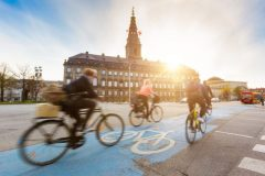 Top 10 des meilleures villes pour les cyclistes au monde