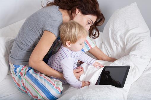 Des limites de temps d'écran proposées pour les bambins