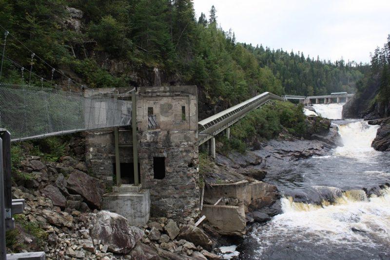 Lac-Saint-Jean: opération de sauvetage au Trou de la fée