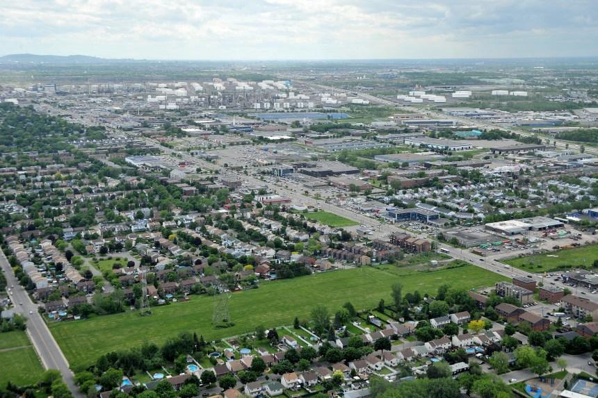 Il y a 35 ans, Pointe-aux-Trembles était annexée à Montréal