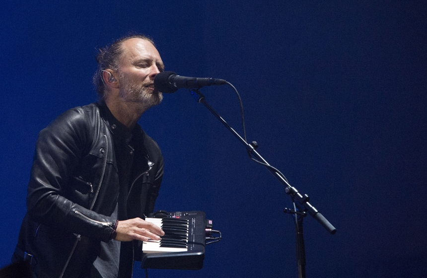 Radiohead s'est produit à Tel Aviv, malgré les appels au boycott