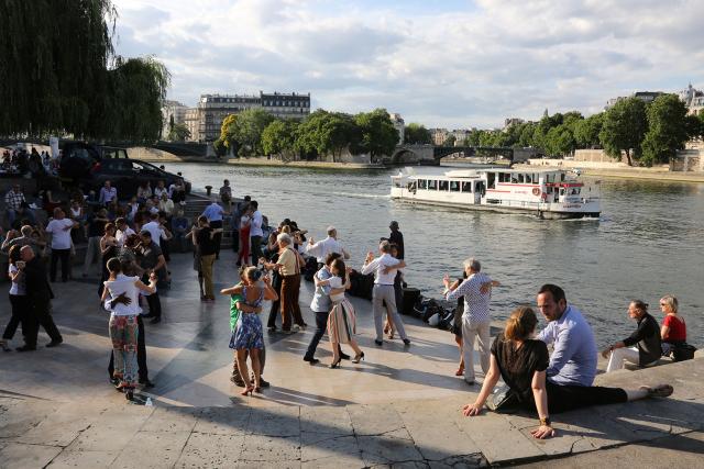 Cinq façons de profiter de Paris au bord de l'eau