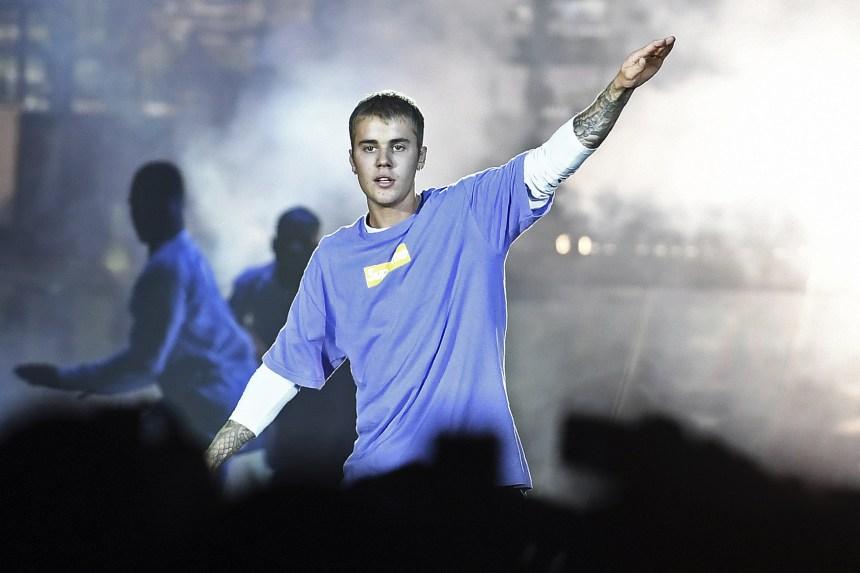 Justin Bieber met fin prématurément à sa tournée mondiale