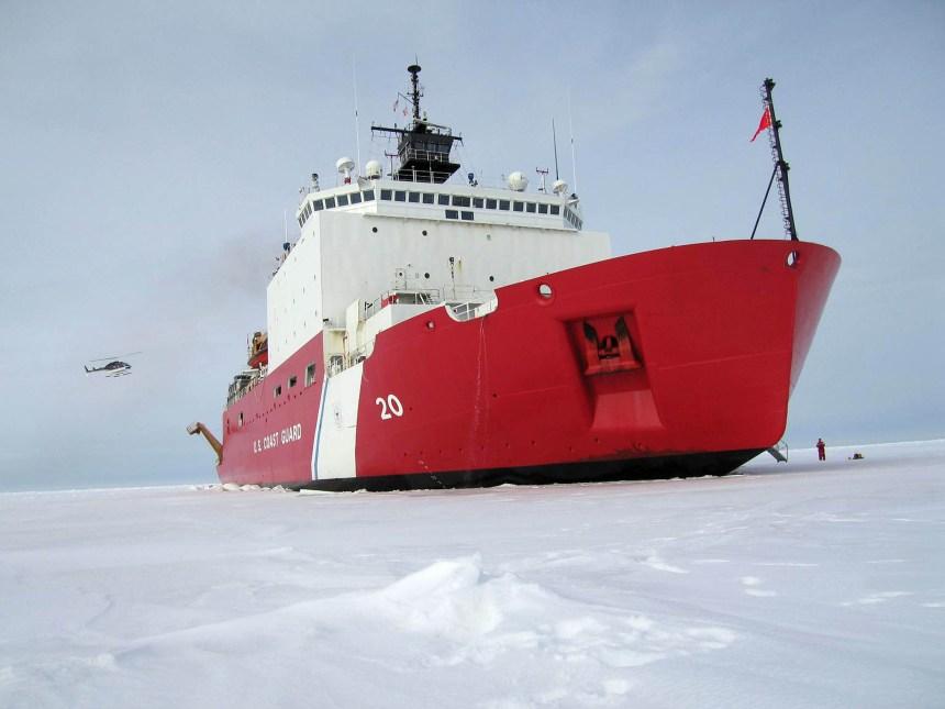 Les États-Unis manquent de brise-glace pour défendre leurs intérêts polaires