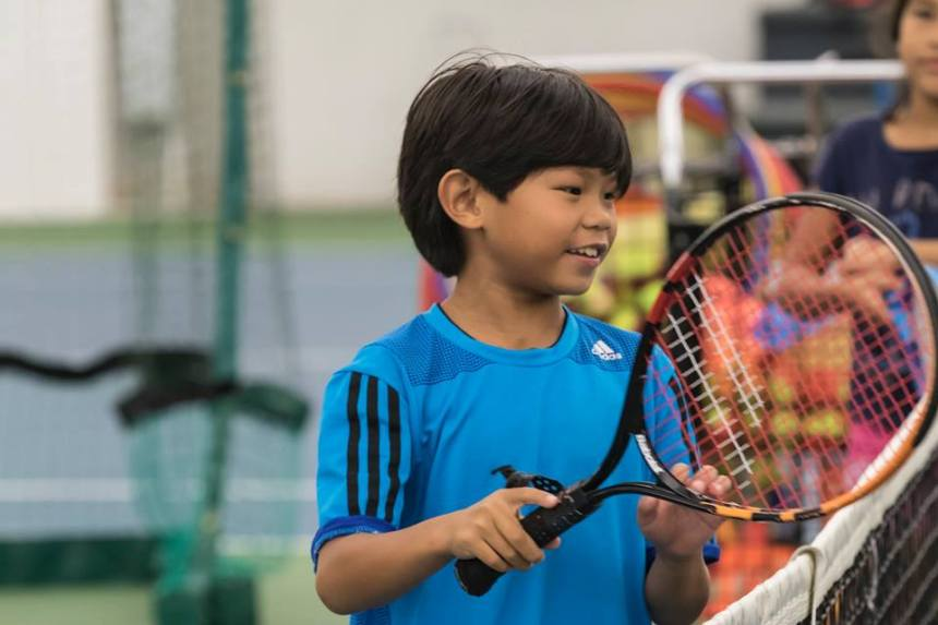 Le Club de tennis cherche de futures étoiles