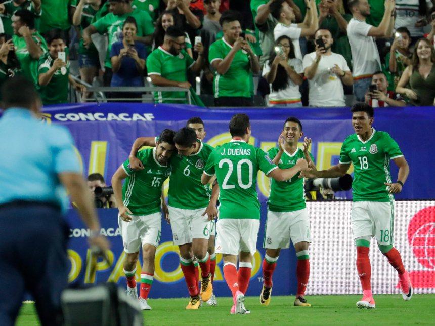 Le Mexique défait le Honduras 1-0