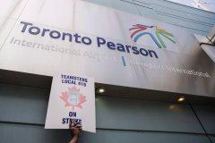 Toronto: fausse alerte au sac suspect à l'aéroport Pearson