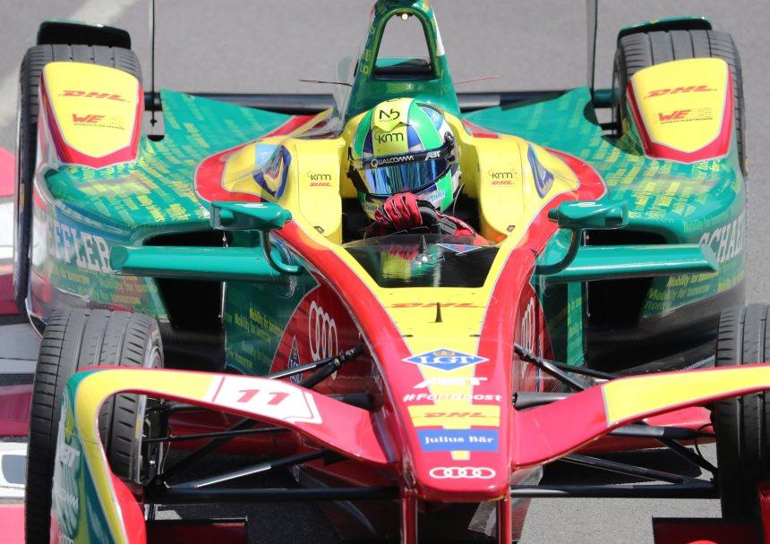 Lucas Di Grassi remporte le premier ePrix de Montréal