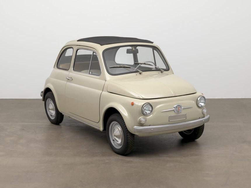 [Vidéo] La Fiat 500 s'expose au MoMA