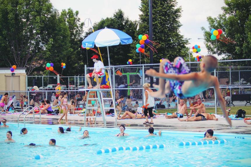 Problèmes de filtration à la piscine Paul-Émile-Sauvageau