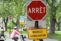 Une centaine d'aires de stationnement pour les trottinettes électriques dans Ville-Marie