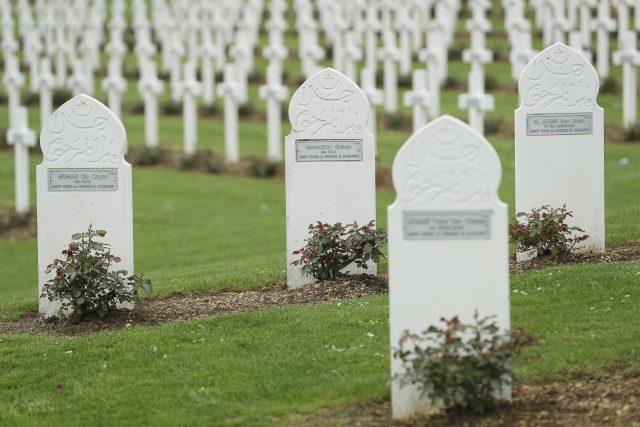 Le cimetière des minorités