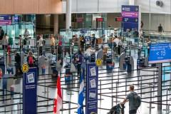 Moins d'attente aux douanes de Montréal-Trudeau