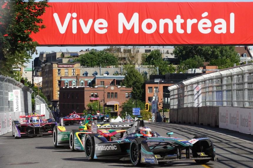 Moins de spectateurs que prévu à la Formule E