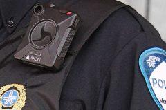 SPVM: La Ville reporte une motion sur les caméras portatives