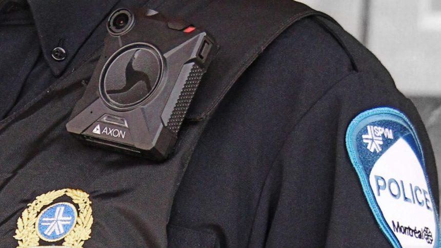 La transparence des interventions policières n'est pas assurée par les caméras corporelles, dit le SPVM