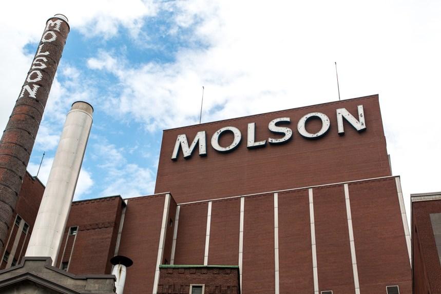 Molson met en vente ses terrains de la rue Notre-Dame