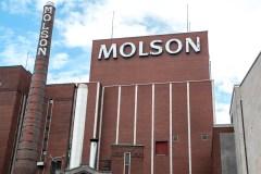 Les terrains de la brasserie Molson à Montréal acquis pour 126 M$