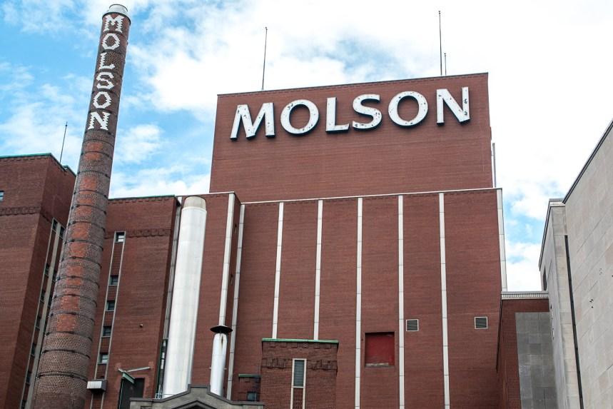 Site de la brasserie Molson: des terrains cédés à la Ville pour en faire des espaces verts et des logements