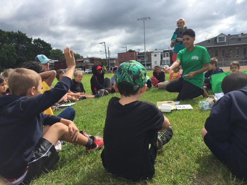 Des camps de jour zéro déchet pour les jeunes Lachinois