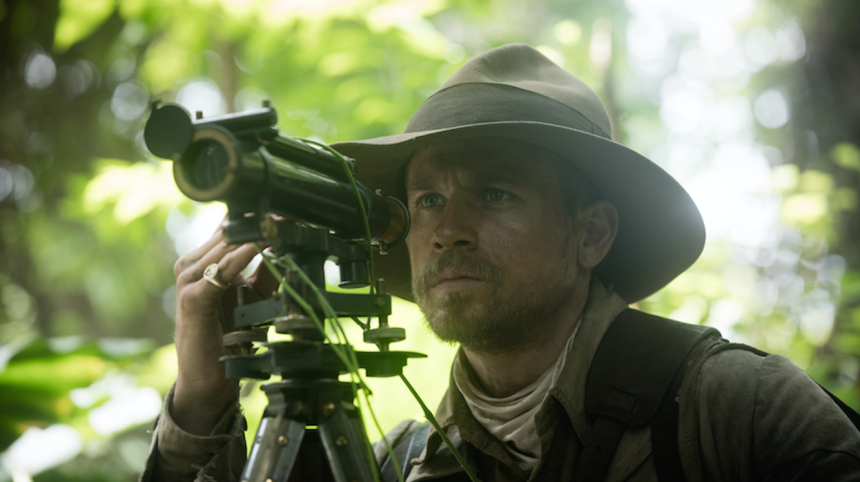 The Lost City of Z: l'aventure colombienne de Charlie Hunnam