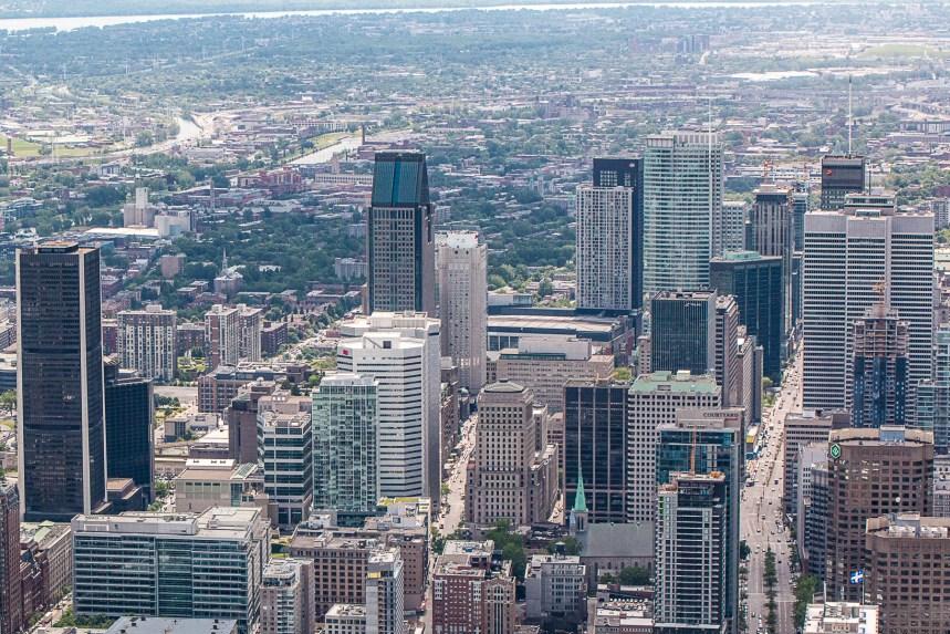 Hausse du tourisme à Montréal en 2017