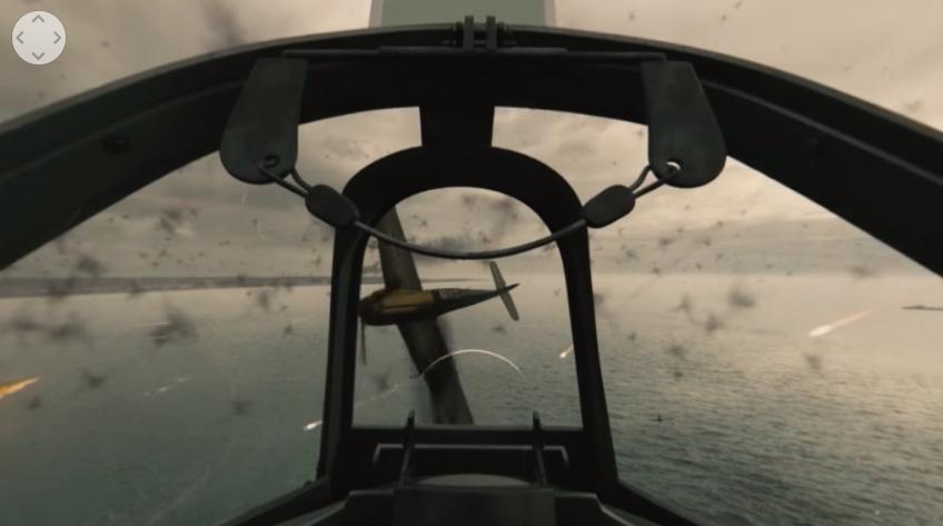 Plongée en réalité virtuelle au cœur du film Dunkerque de Christopher Nolan