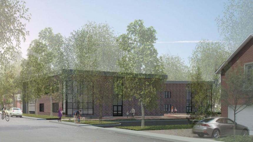 Oui à une nouvelle école primaire dans Verdun