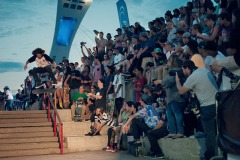 Un nouveau skatepark pour l'Esplanade du Parc olympique, vers «un parc urbain»