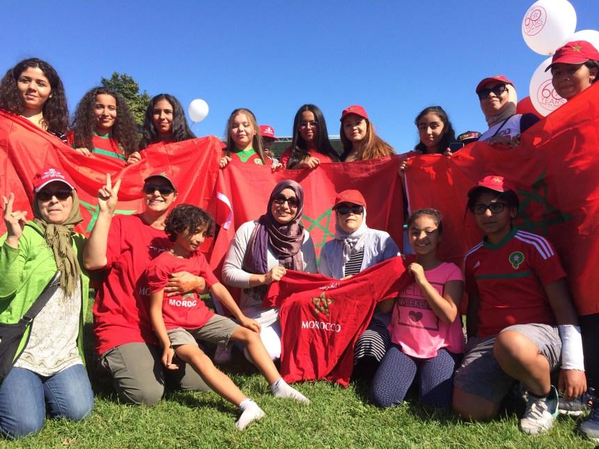Les Marocains célèbrent leur fête nationale à Montréal